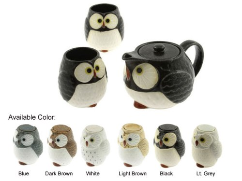 Unique Tea pots & mugs