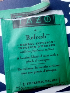 Tazo Refresh Wraper