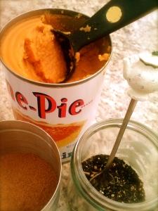 Pumpkin Chai Latte 1