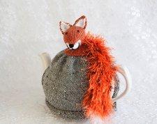 Foxy Tea Cozy