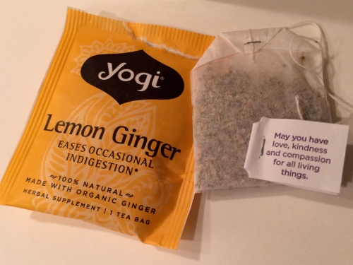 Yogi - Lemon Ginger