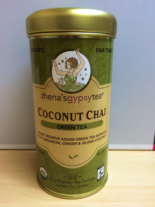 Zhena's Gypsy Tea Coconut Chai Green