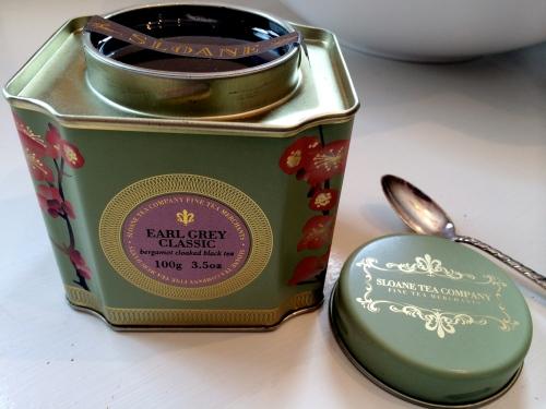 Sloane Tea Company Earl Grey Classic
