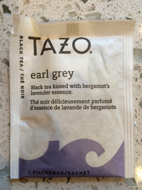 Tazo Earl Grey